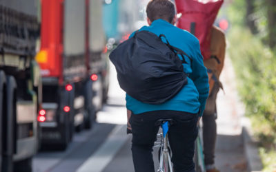 5 Tips to Help Drivers Pass Bicyclists Safely