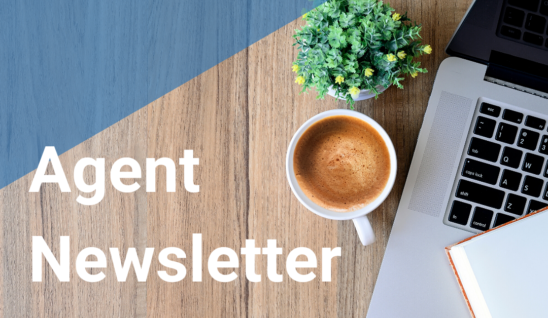 July 2020 Agent Newsletter
