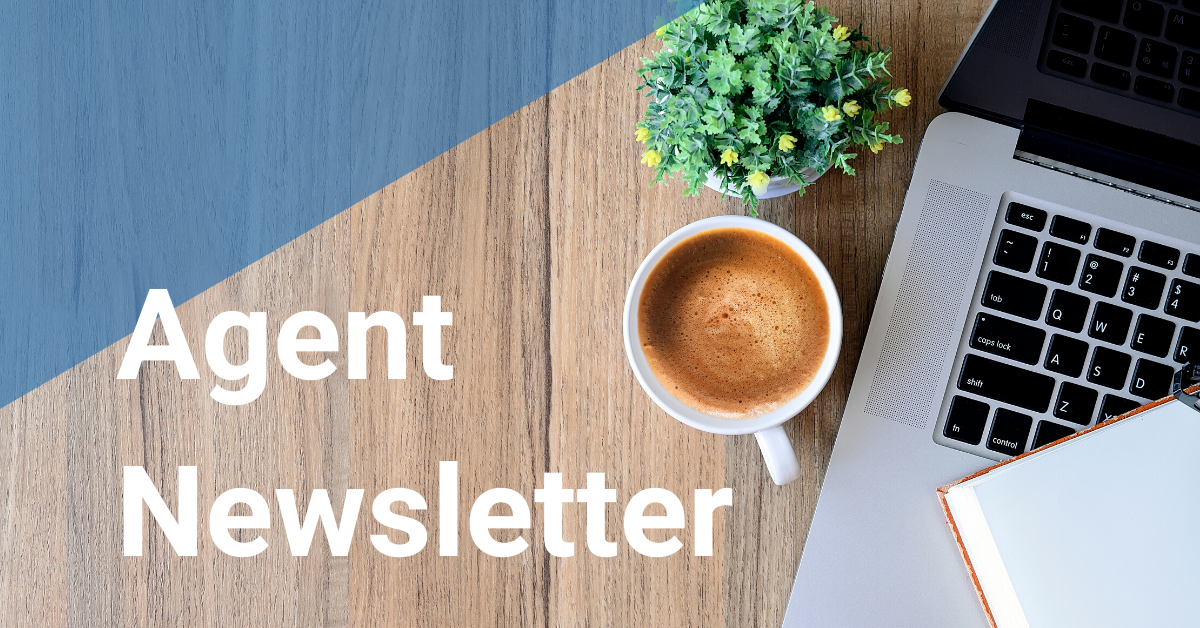 Agent Newsletter Featured Image