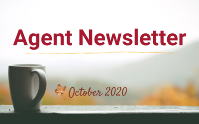 October 2020 Agent Newsletter