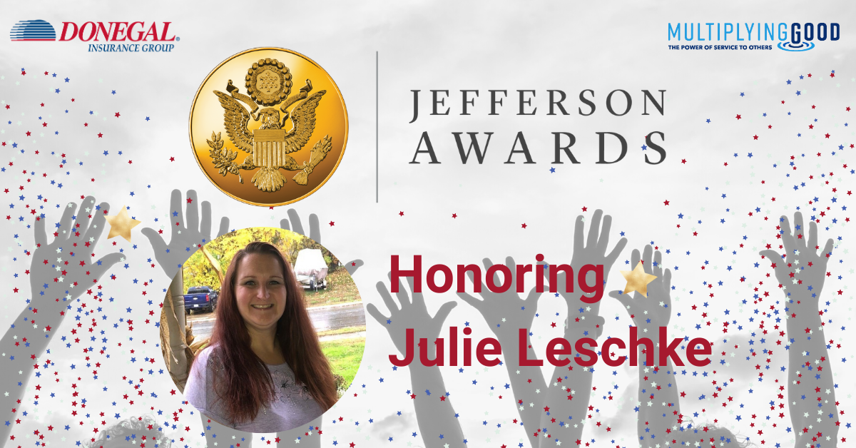 Jefferson Awards Donegal Nominee Call