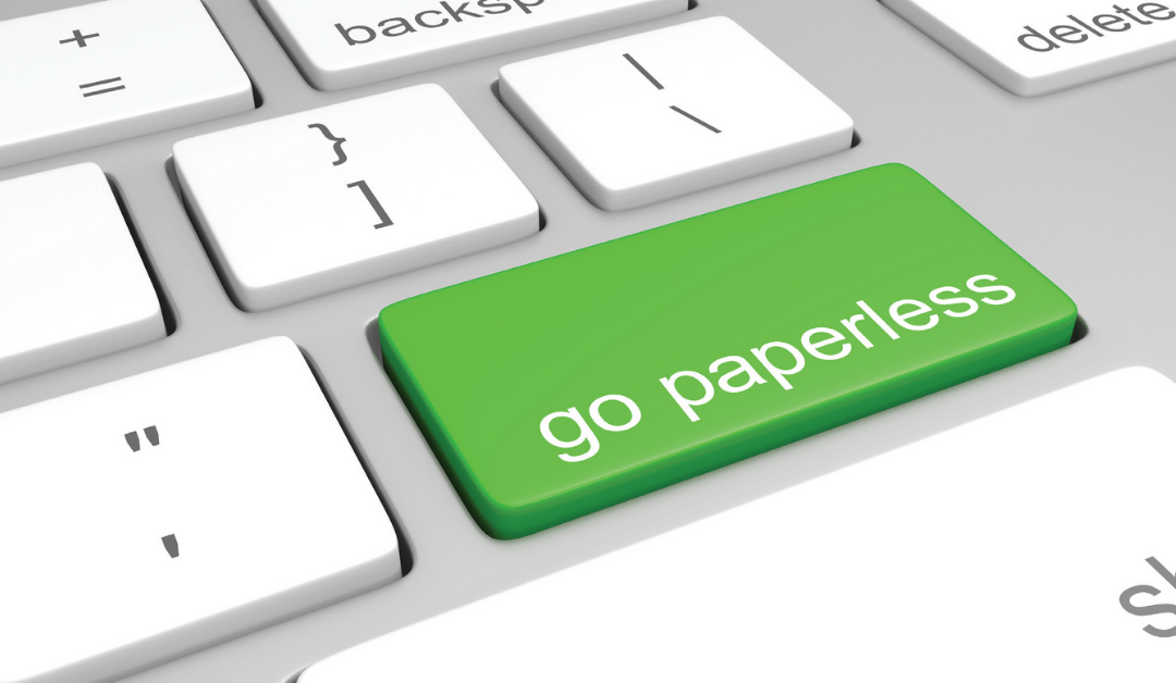Paperless Billing Now Available!